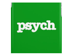 Psych iPhone Cases & Skins