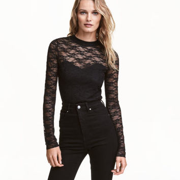 d7079e172755 H M Lace Bodysuit  12.99 from H M