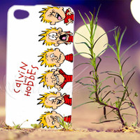 Calvin And Hobbes Case - For iPhone 4/4s, iPhone 5/5s/5C, Samsung S3 i9300, Samsung S4 i9500 Hard Case