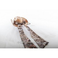 Camo Hat Band Camouflage Prom Wedding Homecoming Formals
