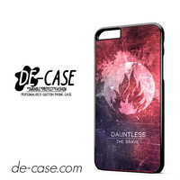 Dauntless Divergent DEAL-3059 Apple Phonecase Cover For Iphone 6/ 6S Plus