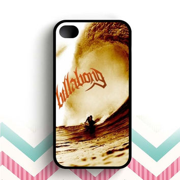 billabong surf gold  iPhone 4 and 4s case