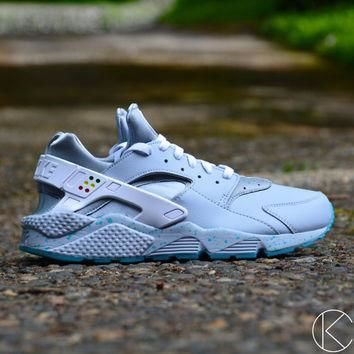 Huarache Custom Air Mag Nike Huaraches Shoes Mens & Womens Hand Painted