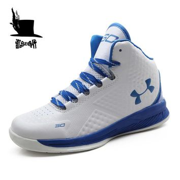 Professional Basketball Men Shoes