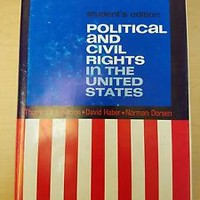 Reduced Political and Civil Rights in United States 2nd Print Emerson and Haber