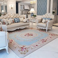 Fantasy Pastoral Carpets For Living Room