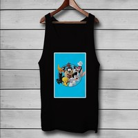 Looney Tunes All of Characters Custom Tank Top T-Shirt Men and Woman