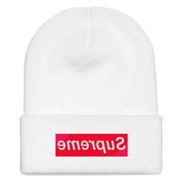 Supreme  Knit Cap