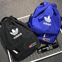 Adidas Casual Fashion Sport School Satchel Shoulder Bag Travel Bag Backpack