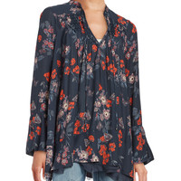 Floral Tunic | Lord & Taylor