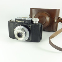 Vintage camera SMENA 2, Russian camera, (original Lomography camera) Antique Camera Retro Home Decor