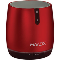 Hmdx Chill Bluetooth Speaker (red)