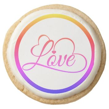 Love: Premium Shortbread Cookies