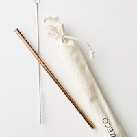 Ever Eco On-The-Go Rose Gold Straw