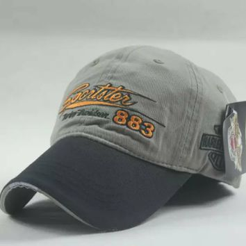 2015 New 100% Cotton Sportster Harley Davidson Caps ML1021