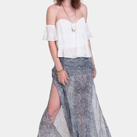Guiding Spirit Maxi Skirt