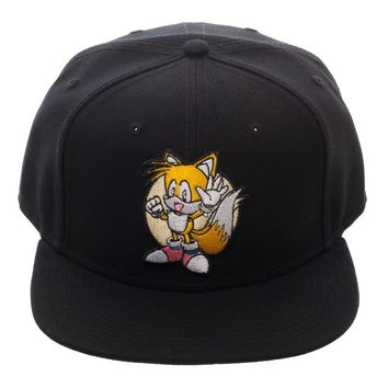 Sonic the Hedgehog Tails Hat