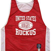 United States Training Reversible Rugby Pinnie