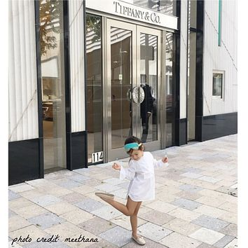 KIDS VINTAGE EDITION HOLLY GOLIGHTLY COSTUME - BREAKFAST AT TIFFANY'S