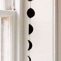 ABJ Glassworks Dark Side Half Moon Phases- Assorted One