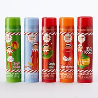 The Elf on the Shelf Girls 5-pk. Flavored Lip Balm Set