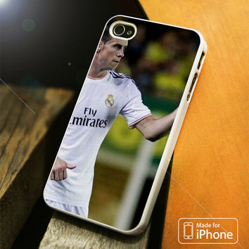 Bale Real Madrid iPhone 4(S),5(S),5C,SE,6(S),6(S) Plus Case