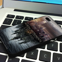 The Mortal Instruments City of Bones iPhone 4 iPhone 4S Case