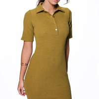 Carinna Polo Shirt Dress