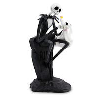 Jack Skellington and Zero Figure - 9 1/2''