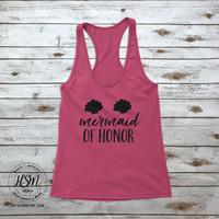 Mermaid Of Honor - Tank - Top