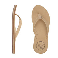 REEF CHILL LEATHER SANDALS | REEF WOMENS FLIP FLOPS