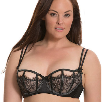 Caged demi bra by Cacique | Lane Bryant
