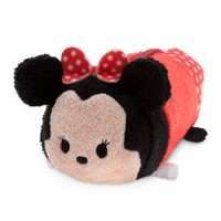 Minnie Mouse ''Tsum Tsum'' Plush Pencil Case