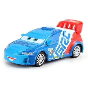 Cars Disney Pixar Cars 2 Raoul Caroule Metal Lightning McQueen Mater Jackson Storm Ramirez Diecast Toy Car 1:55 Loose New Car3