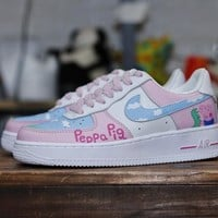 Nike Air Force 1 x Peppa Pig Women Sneaker