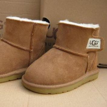Ugg Ankle Boots Toddler size