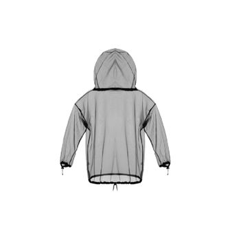 Fine Mesh Mosquito Jacket With Full Face Hood