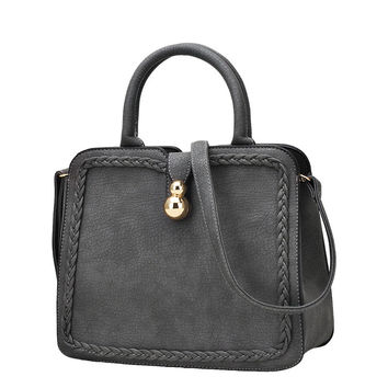 Stylish Simple Design Tote Bag Casual Bags Shoulder Bag [4982896068]