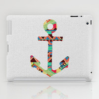 you make me home iPad Case by Bianca Green