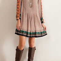 Sloan Printed Dress
