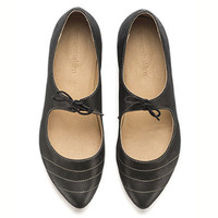 NEW ARRIVALS, Magie, Black shoes, Flats