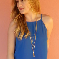 Cobalt Top