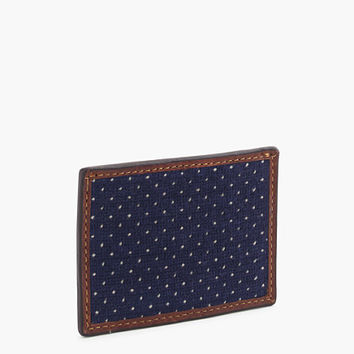 Smathers & Branson For J.Crew Card Case
