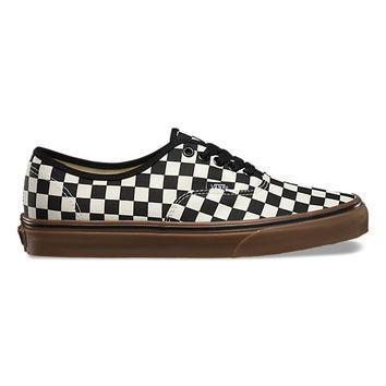 Checkerboard Authentic   Shop at Vans