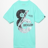 Young & Reckless 2nd Wind T-Shirt - Mens Tee - Ice