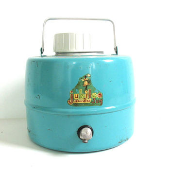 Vintage Jubilee Insulated Jug / water or drink cooler