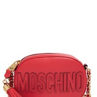 Moschino 'Letters' Crossbody Bag