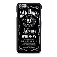 Jack Daniels cover logo Iphone 6 Cases