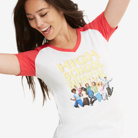 Disney Channel Originals High School Musical Short-Sleeved Raglan