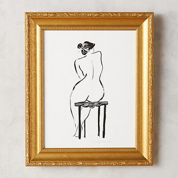 Boudoir Nude Wall Art